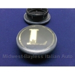 "Alloy Wheel Center Cap ""L"" - Deep Type  (Lancia Beta / Scorpion) - U7.5"