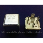 Relay 5-Pin Normally Open Sipea 0440, 0445, Wepoo 90050, 90040 Horn - OE NOS