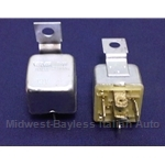 Relay 5-Pin Normally Open w/Bracket Sipea 0450 - NEW