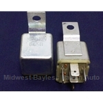 Relay 5-Pin Normally Open w/Bracket Sipea 0450 - OE NOS