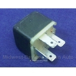 Relay 4-Pin Normally Open Sipea 0442 /Wepoo 90052 - OE NOS