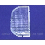 Reverse Light Lens Right (Lancia Beta Coupe All) - OE NOS