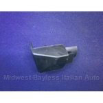 Rocker Panel Trim End Cap Front Left (Lancia Beta Zagato All) - OE NOS