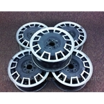 Alloy Wheels SET 5x Cromodora CD-131 (Fiat 128, Ritmo, Lancia Beta, Others) - U8