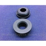Brake Booster Vacuum Check Valve Rubber O-Ring (Fiat 124, 131, 128 All) - NEW