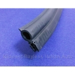 Rubber Weatherstrip Trunk Seal Front / Hood (Fiat Bertone X19 All) - NEW
