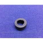 Door Window Glass Mounting Hardware Rubber Bushing (Fiat Pininfarina 124 Spider All) - NEW