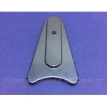 Seat Adjuster Hinge Cover Outer Upper Left or Right (Fiat 124 Spider 1979-85) - OE NOS