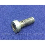 Seat Adjuster Rail Mounting Screw - M8x20 Short Socket Cap (Fiat X19, 124 Spider All) - U8