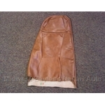 Seat Cover Upper Rust (Fiat X19 1977 + 1976-78) - OE