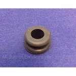 Shifter Lever Extension Rubber Bushing (Fiat 124 All 4-Spd + 5-Spd) - NEW