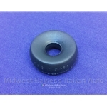 Shock Top Rubber Bushing (Fiat 124 500 600 850 1100 1200 1500) - NEW