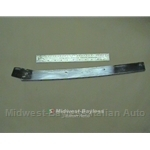 A-Pillar Gutter Strip Right (Fiat Bertone X1/9 All to 1985) - U8