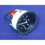 Speedometer 120 MPH (Fiat 850 Spider 1970-71 + All) - OE NOS