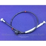 "Speedometer Cable 40"" (Lancia Beta Sedan) - OE NOS"