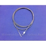"Speedometer Cable Inner 70"" (Fiat 131 / Brava All) - OE NOS"
