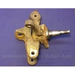 Spindle and Upright Front Left (Fiat 850 Spider 1968.5-73) - U7