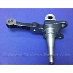 Spindle Front Right - 90mm (Fiat 850 Spider, Coupe 1968.5-73) - OE NOS