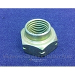 Spindle Nut Front Right LHT (Fiat 500, 600, 850 All) - NEW