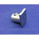 Arm Rest Screw Cap Chrome (Fiat X19, 124, 128) - U8