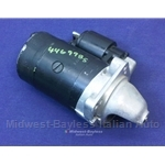 Starter DOHC Bosch - Short Body (Pininfarina 124 Spider 1983-85 + All Fiat 124, 131) - REMAN