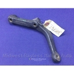 Steering Arm At Spindle Left (Fiat 124 Spider Coupe All 1968-84) - OE NOS