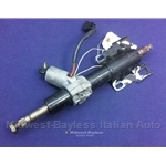 Steering Column w/Ignition Switch and Key (Fiat X1/9 1973-78) - U8