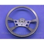 Steering Wheel - Black (Fiat Bertone X19 1979-on) - U8