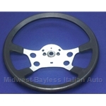 Steering Wheel - Silver (Fiat Bertone X19 1979-on) - U8