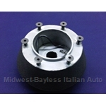 Steering Wheel Hub Boss (Fiat 124 Spider 1979-On + Fiat Bertone X1/9) - U8.5