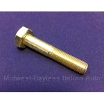 Suspension Bolt M10x55 - Strut to Carrier (Fiat X1/9, 128, Yugo Strada, Lancia) - OE NOS