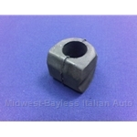 Sway Bar Bushing Front Center 19mm (Fiat 128 Sedan, Yugo) - NEW