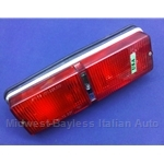 Tail Light Assembly Right (Fiat 128 Sedan 1973-76 + 1971-72) - OE NOS