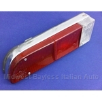 Tail Light Assembly Left (Fiat 850 Spider 1970-73) - U8