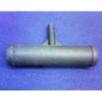 Auxiliary Air Valve T Fitting (Fiat 124 X1/9 131 Lancia Beta) - U8