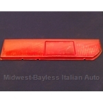 Tail Light Lens Lower Right (Lancia Beta Coupe All) - OE NOS