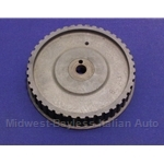 Auxiliary Shaft Pulley DOHC Resin (Fiat 124, 131, Lancia 1980-On) - U8