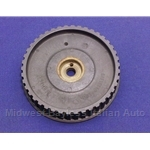 Auxiliary Shaft Pulley DOHC Resin (Fiat 124, 131, Lancia to 7/1979) - U8