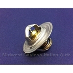 "Thermostat ""In-Head"" 160 degree (Fiat 124 Spider + Coupe, 850, 1500 Cabriolet) - NEW"