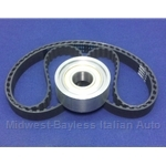 Cam Timing Belt + Tension Bearing KIT DOHC 1.6L + 1.8L (Fiat 124, 131, Lancia Scorpion/Montecarlo 1971-78) - NEW
