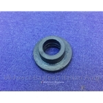Timing Belt Cover DOHC - Rubber Bushing Half (Fiat 124, 131 to 1978,  SOHC to 1973) - NEW