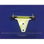 Timing Pointer Bracket DOHC - Turned Tips (Fiat 124, 131 1967-78 + Lancia Scorpion/Montecarlo - Non-Smog) - OE/R (TURNED TIPS)