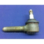 Toe Link Ball Joint w/Left Hand Thread (Fiat Bertone X19, Lancia Scorpion All) - U8