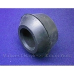 Trailing Arm - Lower 22mm Rubber Bushing - Half (Fiat 124 All 1969 - 1978.5) - NEW