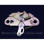 Trunk Latch (Fiat 124 Spider 1975-12/1980) - OE / RENEWED