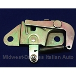Trunk Latch (Fiat 124 Spider 1981-85) - OE/RECONDITIONED