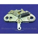 Trunk Latch (Fiat 124 Spider 1968-74) - OE / RENEWED
