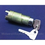 Trunk Lock Assembly with Keys (Fiat 131 Brava 1979-82) - OE NOS