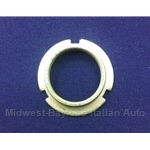 Trunk Lock Mounting Nut (Fiat 124 Spider) - OE NOS
