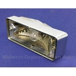 Turn Signal Housing Front Left/Right (Fiat 850 Spider 1970-73) - U8